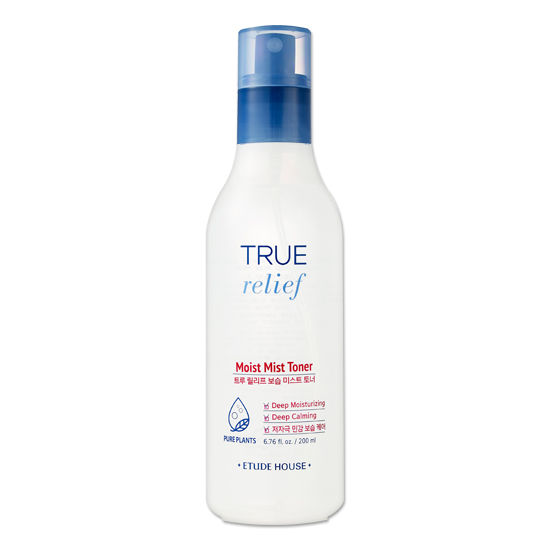 True Relief Moist Mist Toner, 200ml, SGD36.80