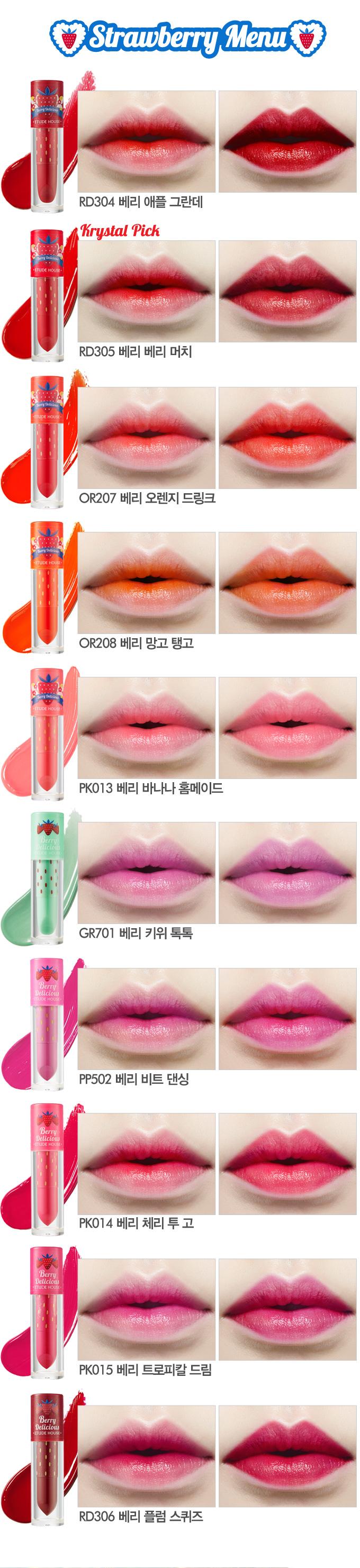 Berry Delicious Color In Liquid Lips2