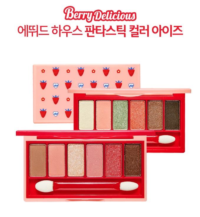 Berry Delicious Fantastic Color Eyes