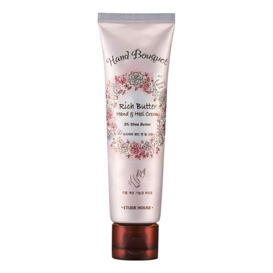 Hand Bouquet Rich Butter Hand & Heel Cream