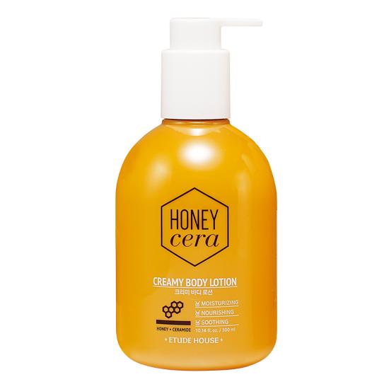 Honey Cera Creamy Body Lotion