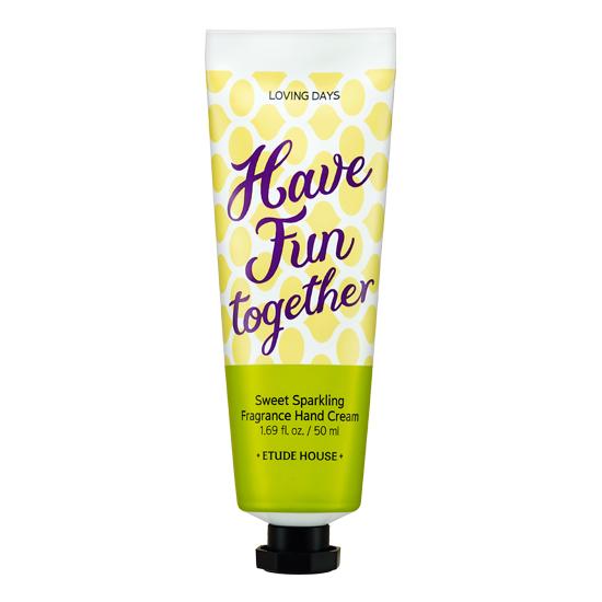 Loving Days Hand Cream - Sweet Sparkling
