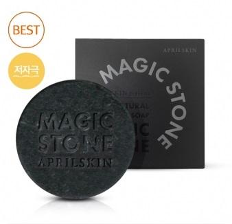 Magic Stone Black Detox Soap