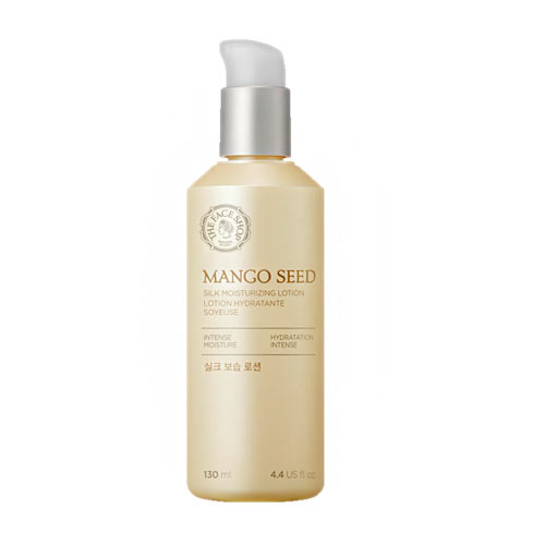 Mango Seed Silk Moisturizing Lotion