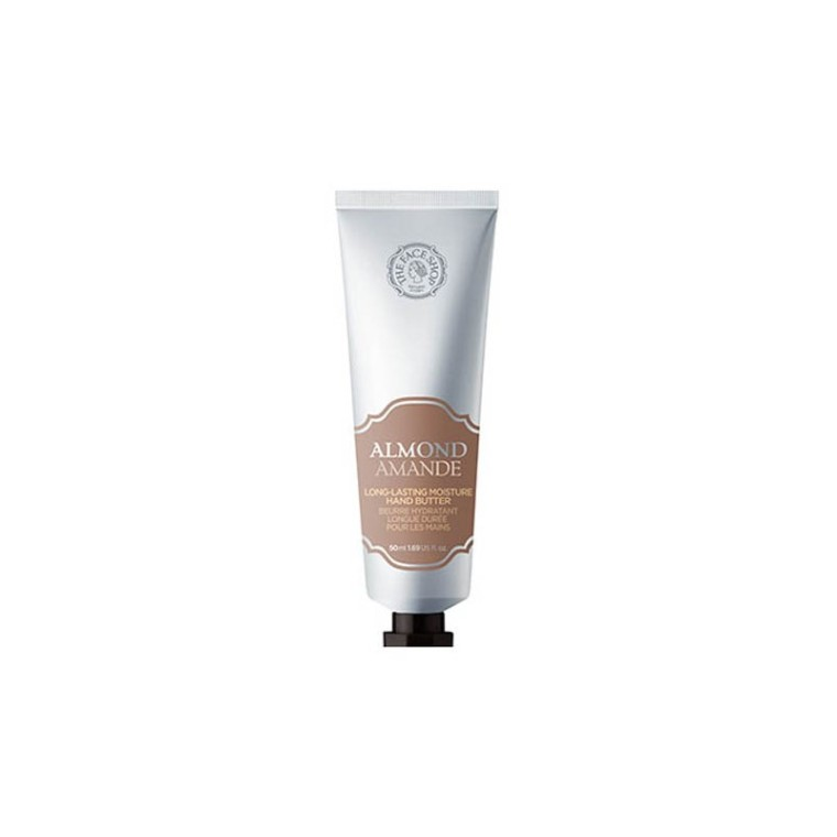 Moisture hand cream which cares dry hands. Rich nutrition seed & nut ingredient keep moisture.4