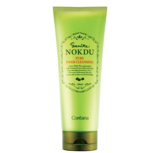 Senite Pure Nokdu Cleansing Foam