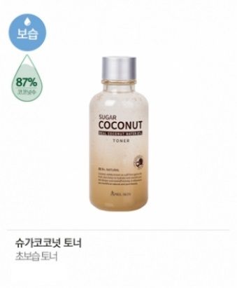 Sugar Coconut Toner