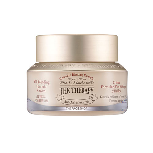The Therapy Oil Blending Formula Cream, 50ml, SGD62.00